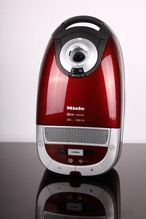 Eco friendly canister vacuum for Miele s5000