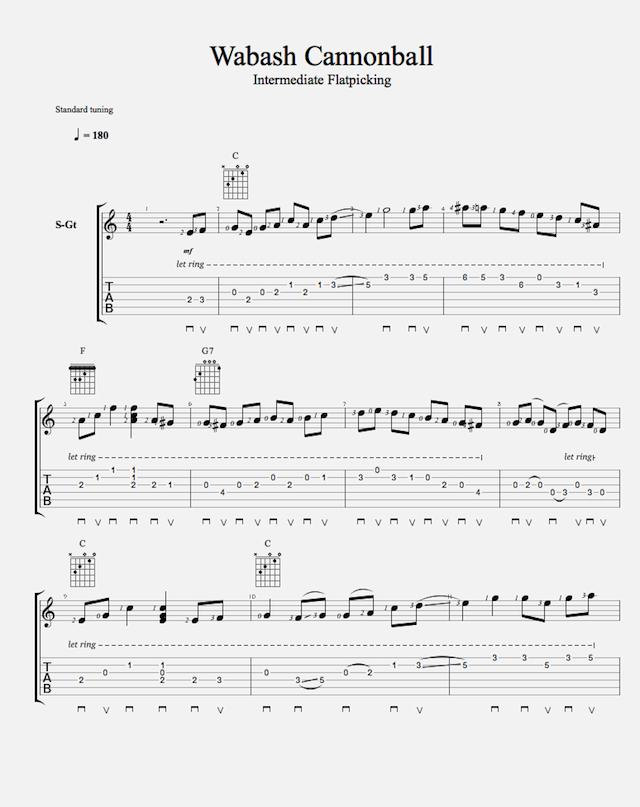 Cannonball Chords Holidays